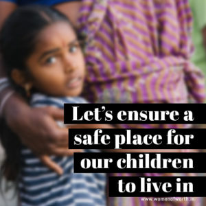 quote image about safety for children