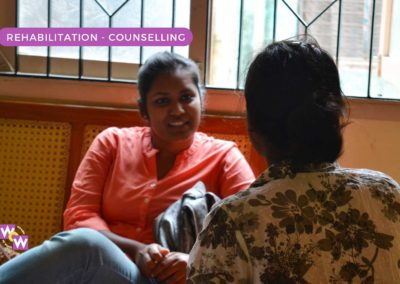 Therapy and Counselling Session