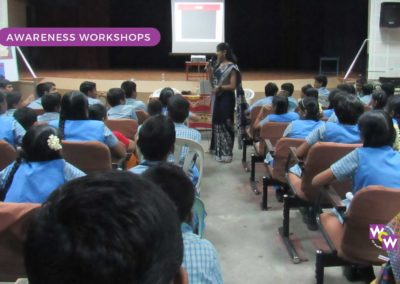 Workshop In School on Child Abuse Awareness