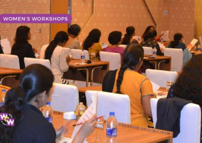Corporate Women's Workshop