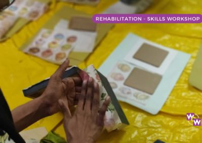 Rehabilitation - Skills Workshop