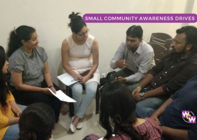 Community Awareness Drive