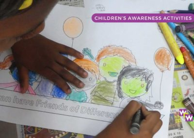 Children's Advocacy and Awareness Activity