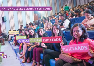 She Leads National Level Seminar
