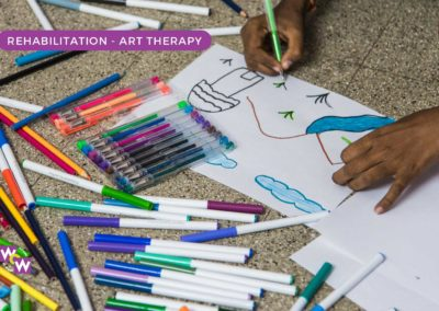 Rehabilitation - Art Therapy