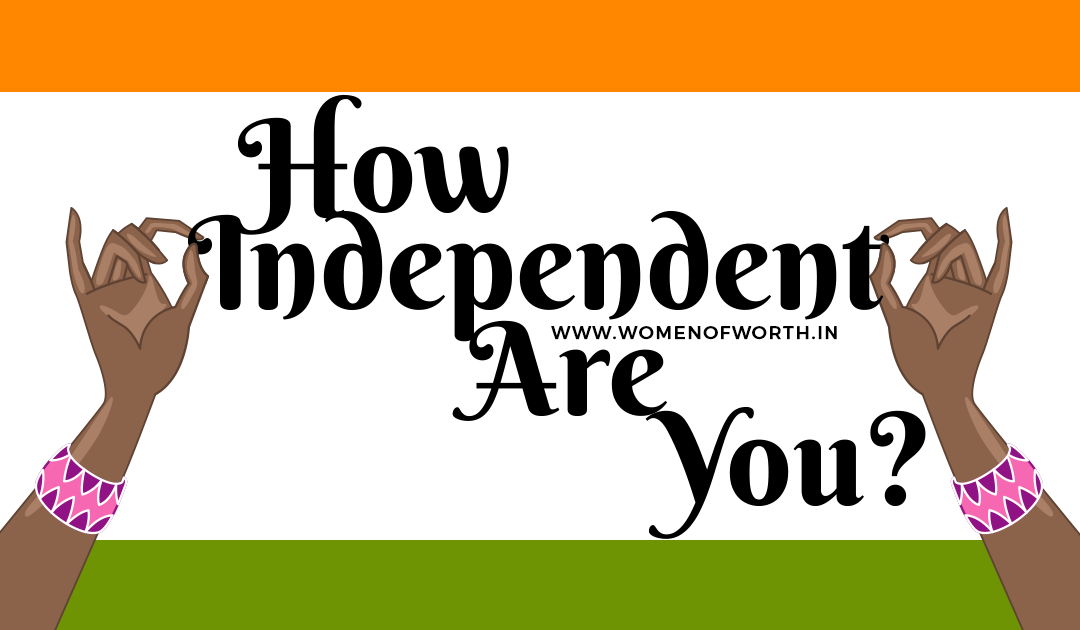 indian flag and independence day quote 2019